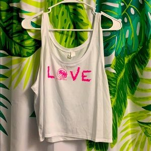Love Bella Crop Top Tank